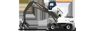 Excavadora de aplicaciones especiales Hidromek